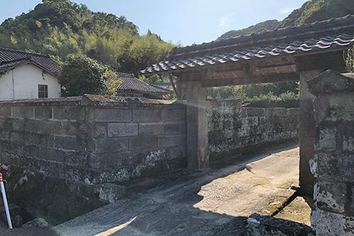 薩摩藩の外城